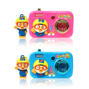 뽀로로 카메라 (핑크,블루)