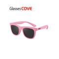 Glassescove 글래시스코브 선글라스 103 핑크 미러렌즈(색상선택)