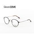 Glassescove 글래시스코브 JODAK 안경테 조닥 블랙 실버