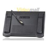 [비디오몰]prompter Foot Pedal Remote / 방송용 프롬프터 풋데달 콘트롤러
