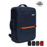 타푸 스티치 백팩 남 여자 중 고등 대학생 책가방 여행용 노트북 백팩가방