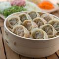 ( 만두 ) - 우리농산물을 넣어 만든 담백한 만두 # 슬지네 고기만두 4인분(32개입)
