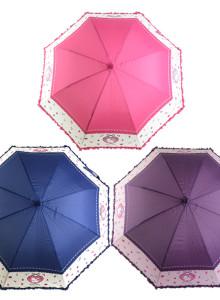 헬로키티 BJ 하트 자동우산 (핑크,네이비,퍼플)