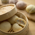 ( 야채찐빵 ) - 부안맛집! 100% 우리밀, 우리농산물 야채빵 # 슬지네 야채찐빵