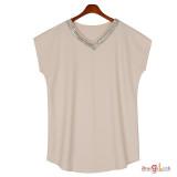 여자 루즈핏 티셔츠 2110 빅사이즈 반팔티