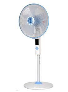 캠프핫ㆍ유니맥스키높이스탠드형모컨식선풍기GSF7412R3단계바람세기자연풍