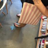 에코백 숄더백 캐주얼가방 핸드메이드 가방
