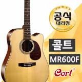 콜트 MR600F 통기타 /탑솔리드 EQ 학생 초보 입문용 /공연용