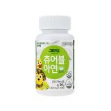 그린스토어 츄어블 아연 밀크맛 60정 2개월분
