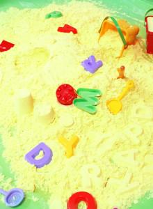 [아이랑놀기짱]★앱출시기념할인★스노우샌드 300g 낱색 [색상선택](아놀짱/스노우키즈/오감놀이/미술놀이)