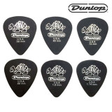 Dunlop 톨텍스 피치 블랙 기타 피크 488R /0.5 /0.6 /0.73 /0.88 /1.0 /1.14
