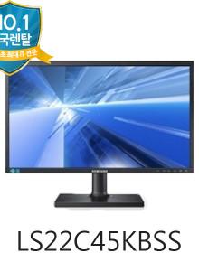 [중고]삼성 22인치 모니터 LS22C45KBSS