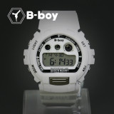 BBOY 비보이 B1010WH/남자시계/손목시계/패션시계/스포츠시계/군대시계