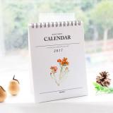 2017 Bliss Garden Mini Calendar