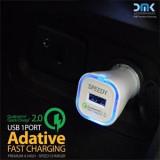 스피디 차량용 C타입 급속 충전기 (9V1.67A) (5V3.1A)