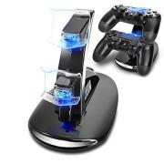 PS4 OIVO 컨트롤러 차징스탠드/듀얼쇼크4 충전거치대