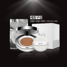 이글립스 볼륨 비비 파운데이션 윤광 플러스 세트(SPF50+, PA+++)