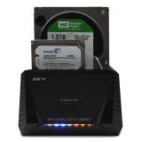 [중고][리퍼] SKY 듀얼독 USB3.0