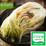 [이팜] [예약상품 D-2] 유기농 백김치5kg (담채원)