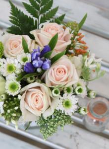 1st GRATO Premium Bouquet. 북유럽풍 핸드 타이드 부케. 일상에 향기를 간직하세요. 꽃, 꽃다발, 생화, 꽃병, 화병