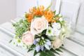 1st GRATO Standard Bouquet. 북유럽풍 핸드 타이드 부케. 일상에 향기를 간직하세요. 꽃, 꽃다발, 생화, 꽃병, 화병
