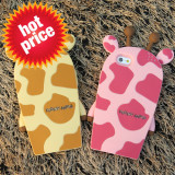 [아이폰SE/5/5S] 포레스트 애니멀 기린 케이스 (forest animal giraffe)
