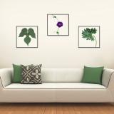 인테리어 액자 - 꽃 / 나뭇잎 / 해바라기