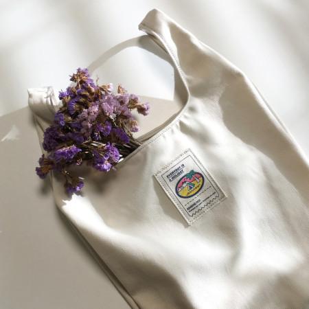 티켓백(ticket bag) - IVORY