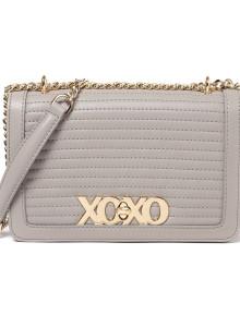 XOXO BLU 핸드백 마다린 미니 퀼팅 크로스백 UKFH011 S