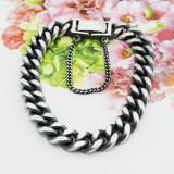 [국제금거래소] Chain Bangle (엔틱처리)