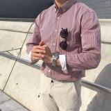 랄프 스트라이프 셔츠 (2colors)