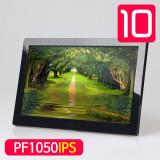 10인치 PF1050IPS 디지털액자 미니모니터 활용 HDMI모니터