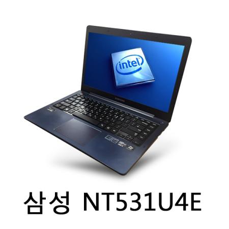 [중고]삼성 슬림형 노트북 NT531U4E