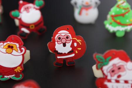 크리스마스 LED 반지