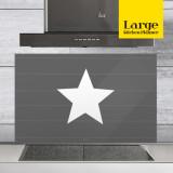 주방아트보드 키친플래너 / 북유럽의 별 그레이 / Large
