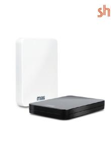 Milli SHT-XGU3 USB3.0 (1TB) USB외장하드 맥킨토시 / 윈도우 호환
