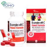 복합비타민B군과 비타민C/요호복합비타민B군과 비타민C/ 요호비타민/에너지생성/대사/B complex