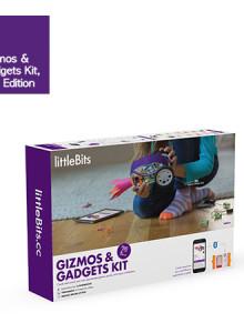 littleBits Gizmos & Gadgets Kit, 2nd edition / 리틀비츠 기즈모 앤 가젯 킷트, 세컨드 에디션