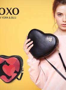 XOXO BLU 핸드백 바니 미니 크로스백 UKFH007 / 샐리 미니 크로스백 UKFH008 택1