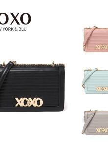 XOXO BLU 핸드백 마다린 미니 퀼팅 크로스백 UKFH011