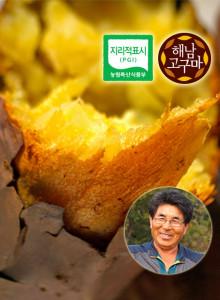 [해남고구마생산자협회] 신성농장 꿀밤고구마 10kg
