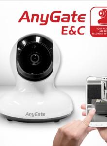 HJ ANYCAM - 1300E 고화질 유무선 네트워크 IP카메라 방범용 애완용 지킴이
