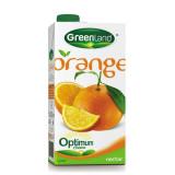[그린랜드주스]오렌지주스1L-색다른 오렌지맛. 느낌이 틀려요