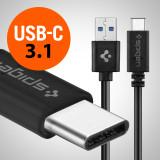 슈피겐 USB 3.1 C타입 고속충전 케이블(갤럭시S8,G6)