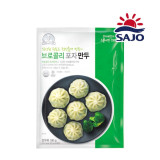사조오양 브로콜리포자만두 180g / 김치/고기