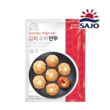 사조오양 김치포자만두 180g / 브로콜리/고기