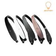 아콘 archon ABE2000 블루투스 이어폰 헤드셋 자동줄감개 넥밴드 v4.1 생활방수 멀티페어링 가성비 추천 특가 /에어팟/무선이어폰