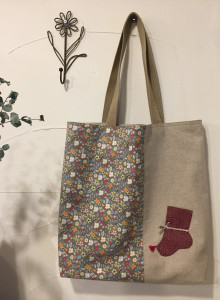 에코백 여성가방 숄더백 데일리가방 들꽃가방