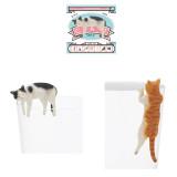 [키탄클럽] 컵위의 PUTITTO 고양이 2탄 (1BOX=12개입) 랜덤 낱개 판매/냥이