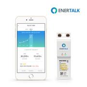 에너지미터/스마트에너지미터/여름철 전기 요금 걱정 덜어주는 실시간 전기요금 측정기 에너톡 홈 내장형 베이직